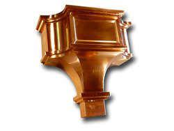 Copper conductor box
