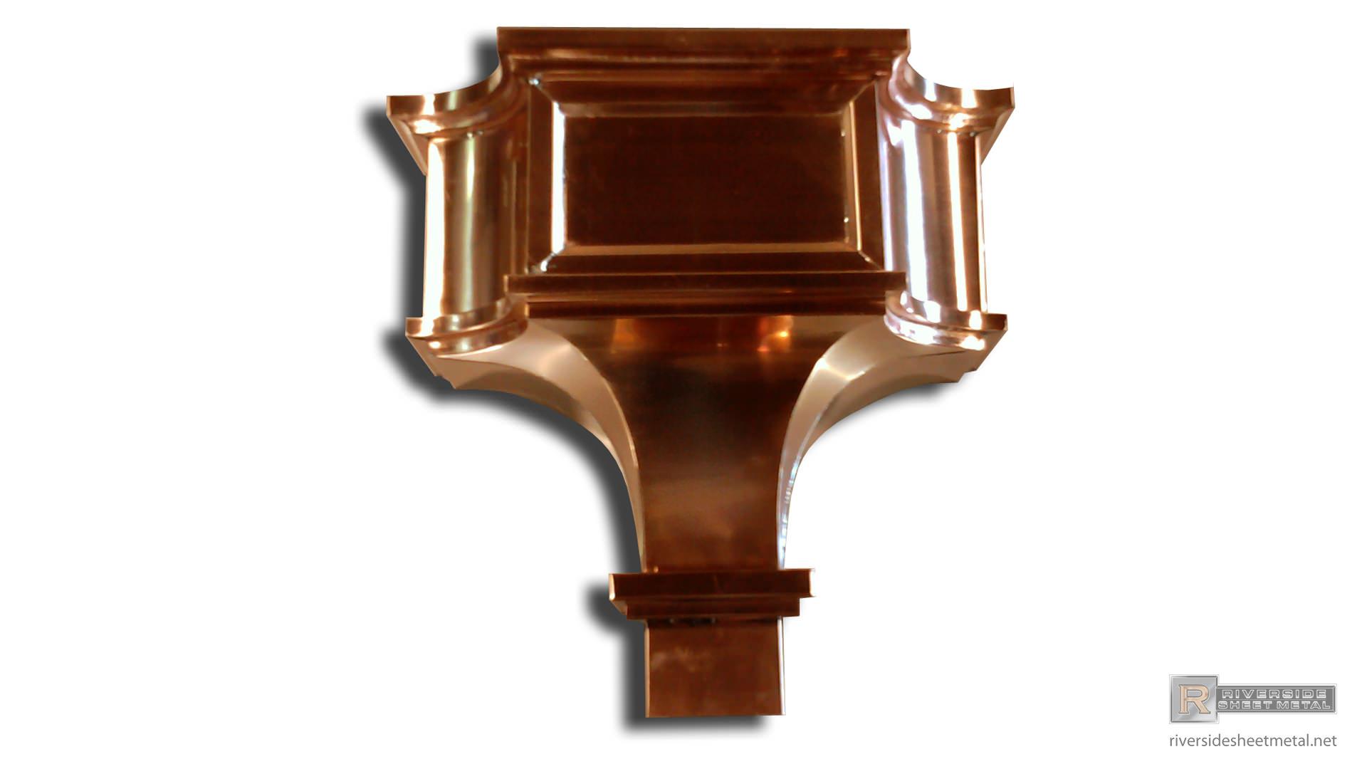 Copper Conductor Box Leader Heads Riverside
