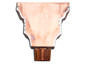 Federal style copper leader head - view 7