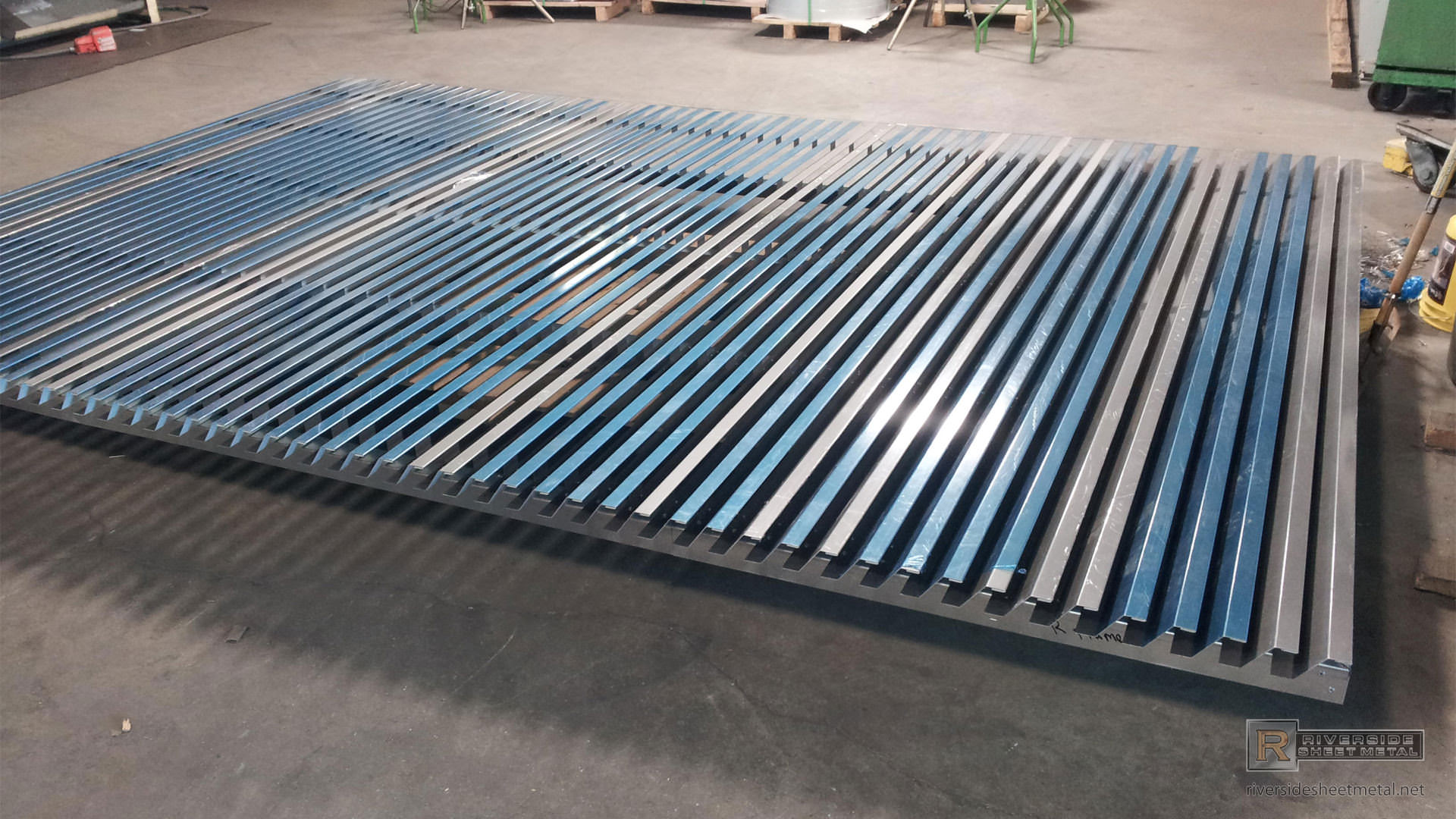 Steel Louver Louvers