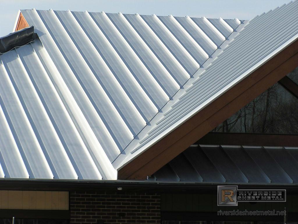 Metal Roofs: Galvalume Metal Roofing