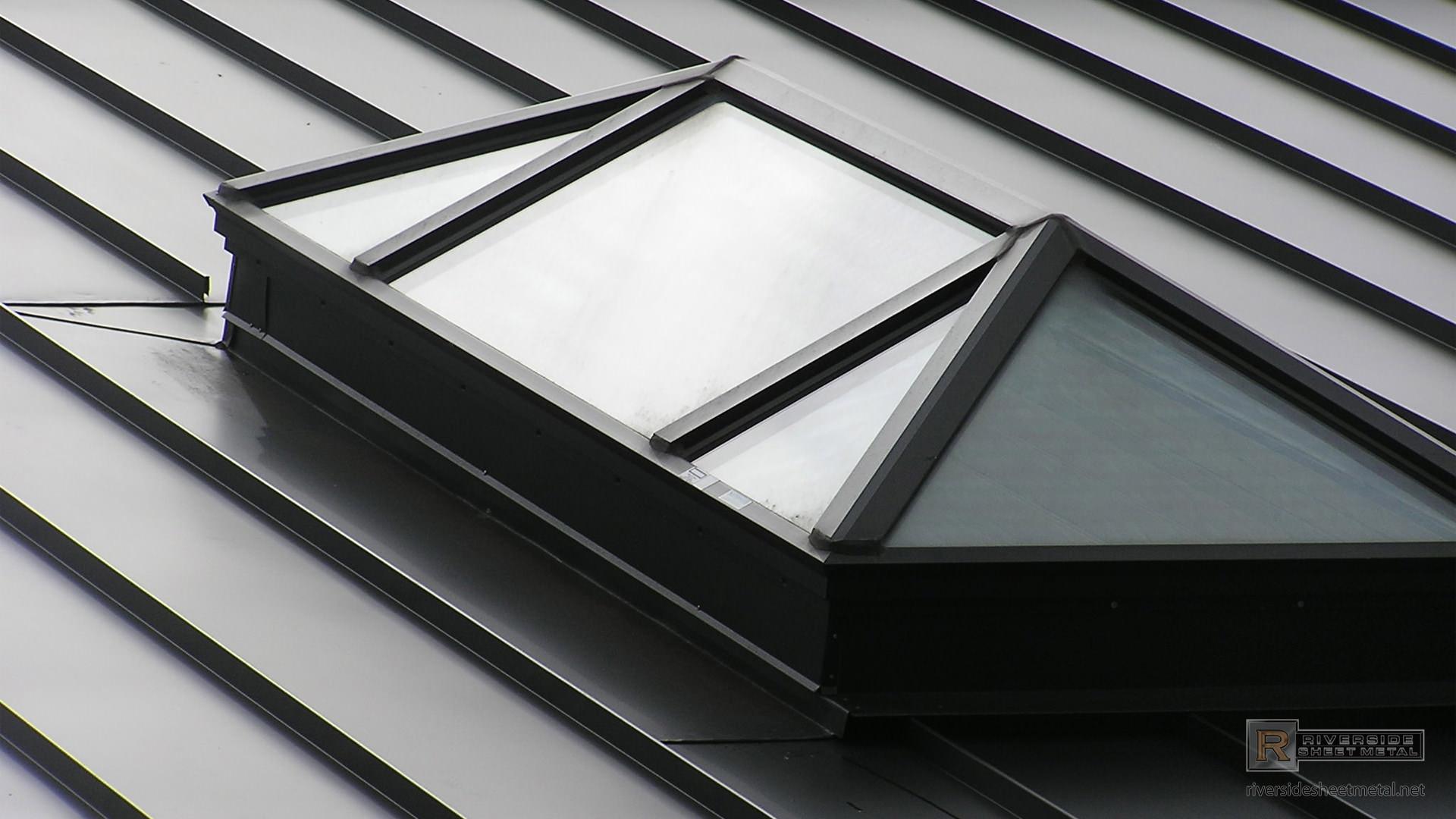 Bronze Aluminum Metal Roof Metal Roofing
