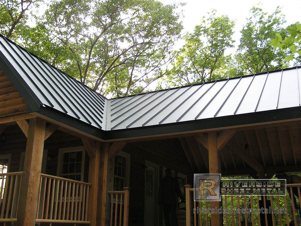 Metal Roofing Fabrication Amp Installation Ma Nh Ri