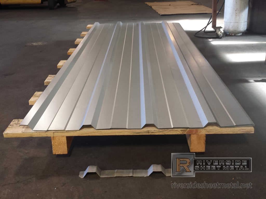 Galvalume Corrugated Roof Panels Riverside Massachusetts