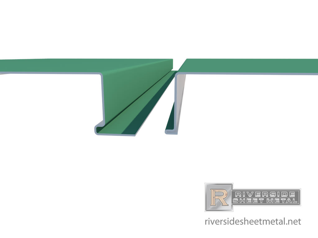Concealed Soffit Wall Panels Copper Steel Aluminum Ma
