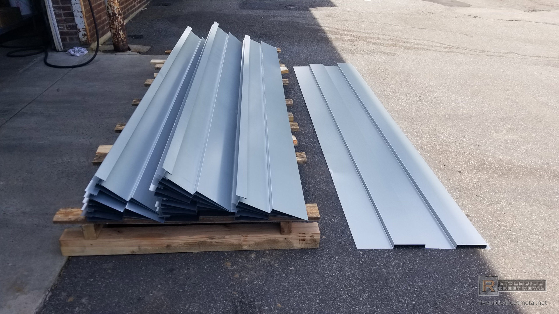 Corrugated Roof Amp Wall Panels Steel Aluminum Corten Amp More