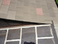 Copper flat lock panels installation - view 6