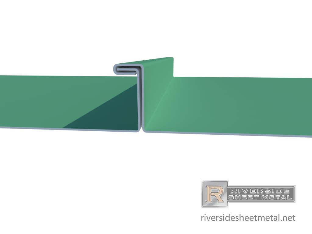 Standing Seam Roof Panels Copper Galvalume Aluminum Zinc