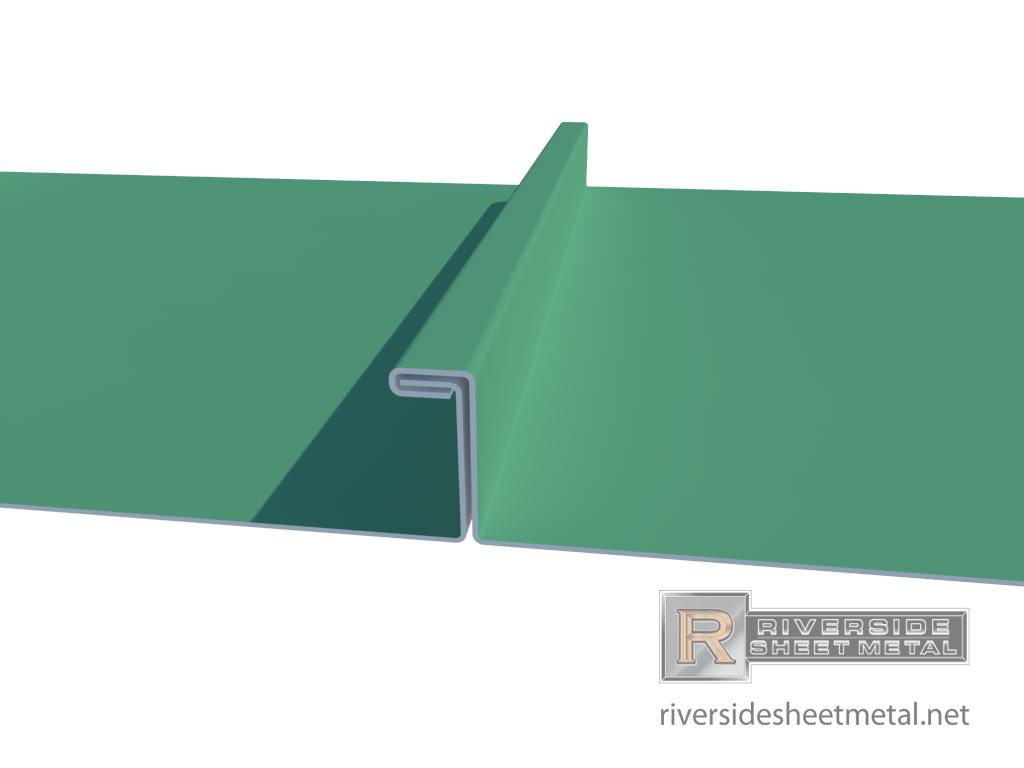 Aluminium Standing Seam Panels : Metal roofing standing seam roof panels
