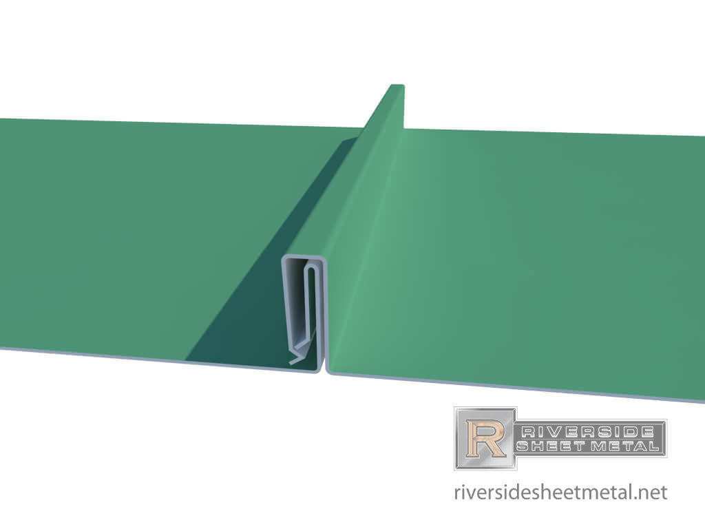 Snap Lock Standing Seam Panels Galvalume Aluminum Roofinox