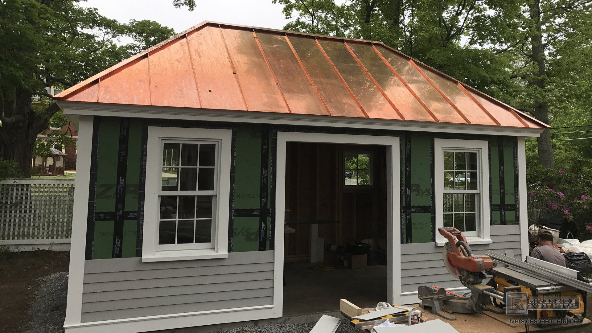 Install Metal Roof On Shed Mycoffeepot Org