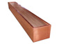 Copper planter with stainless steel liner