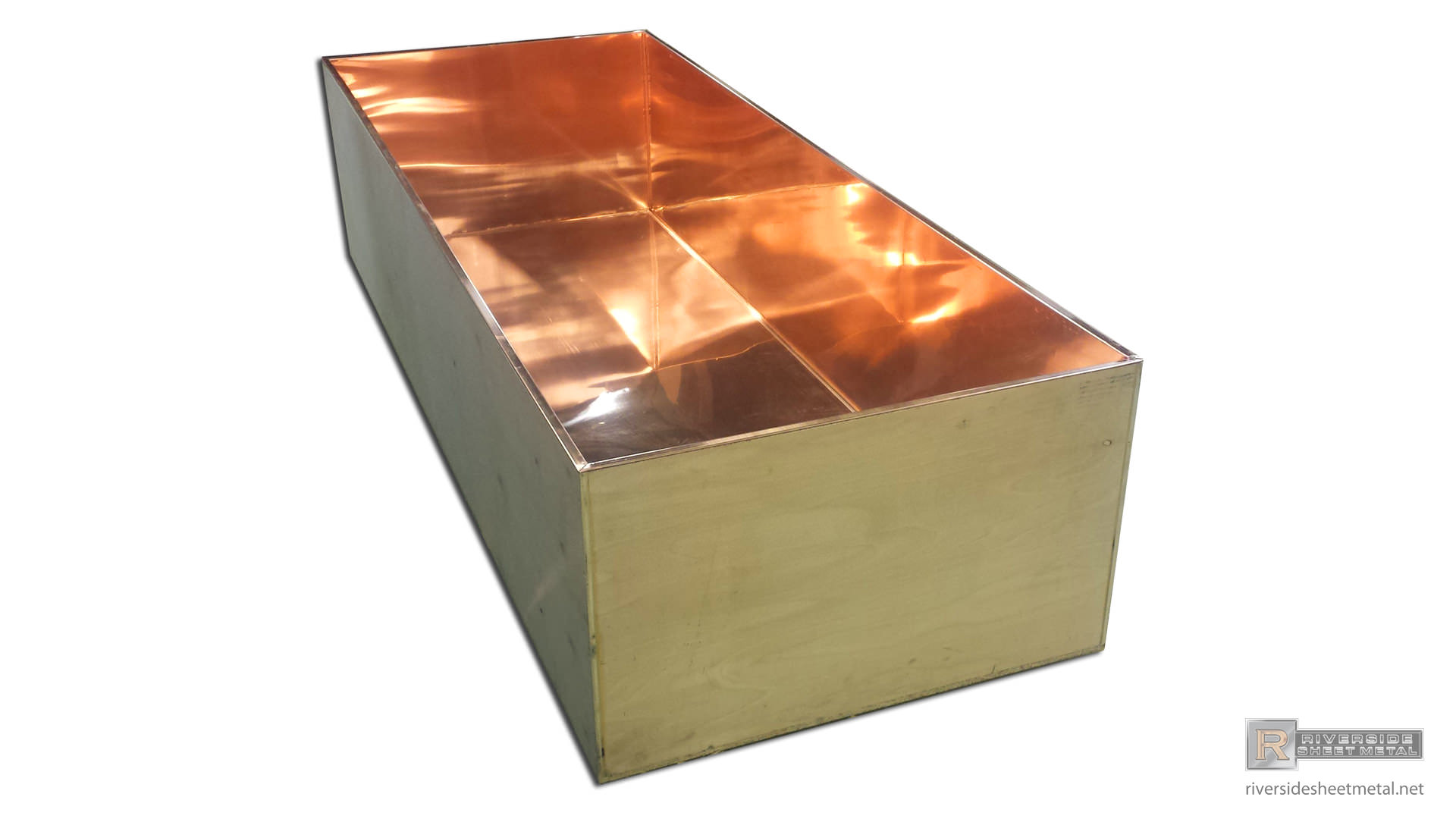 Planters Window Amp Flower Boxes Copper Stainless Steel Zinc