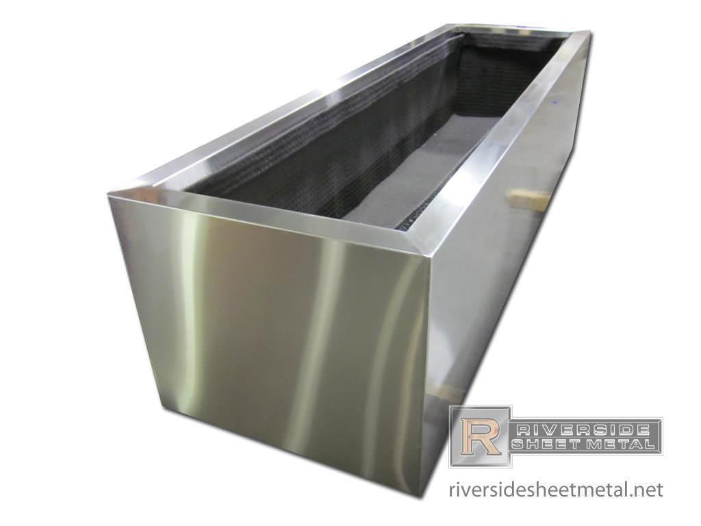 Metal Planters Stainless Steel Slubne Suknie Info