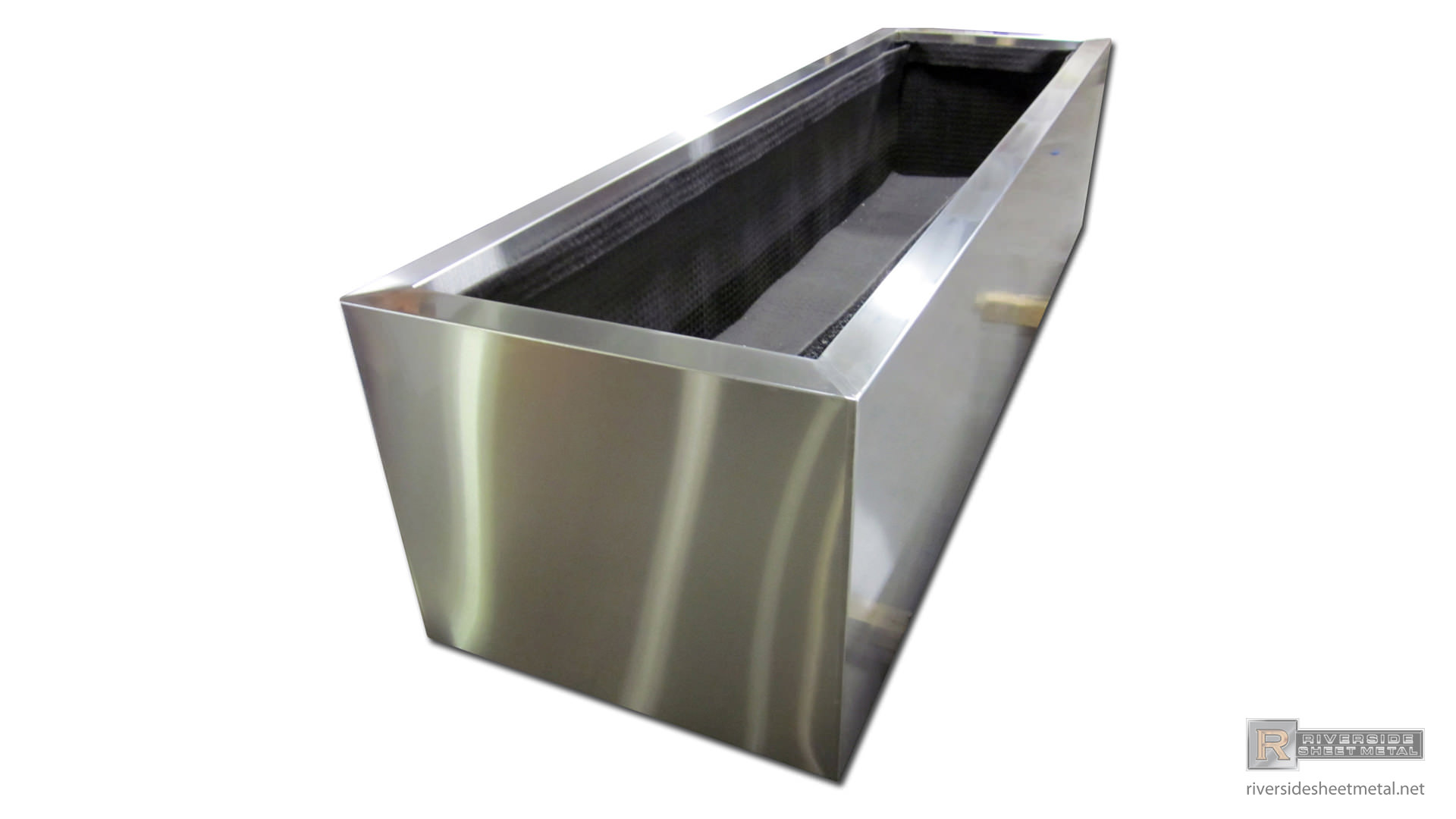 Stainless Steel Planter 4 Custom Made To Order