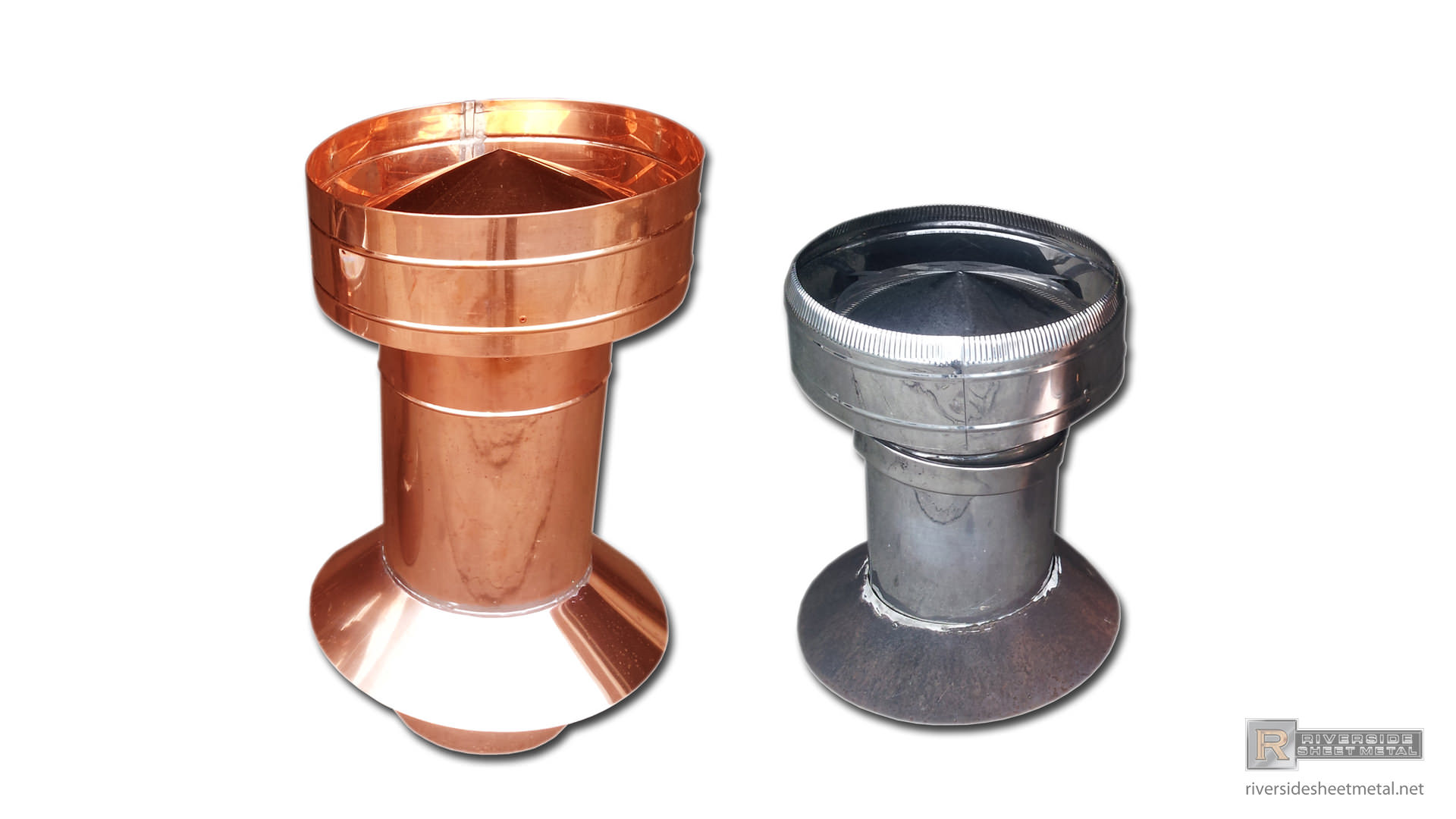 Copper Roof Vent Remade Roof Vents