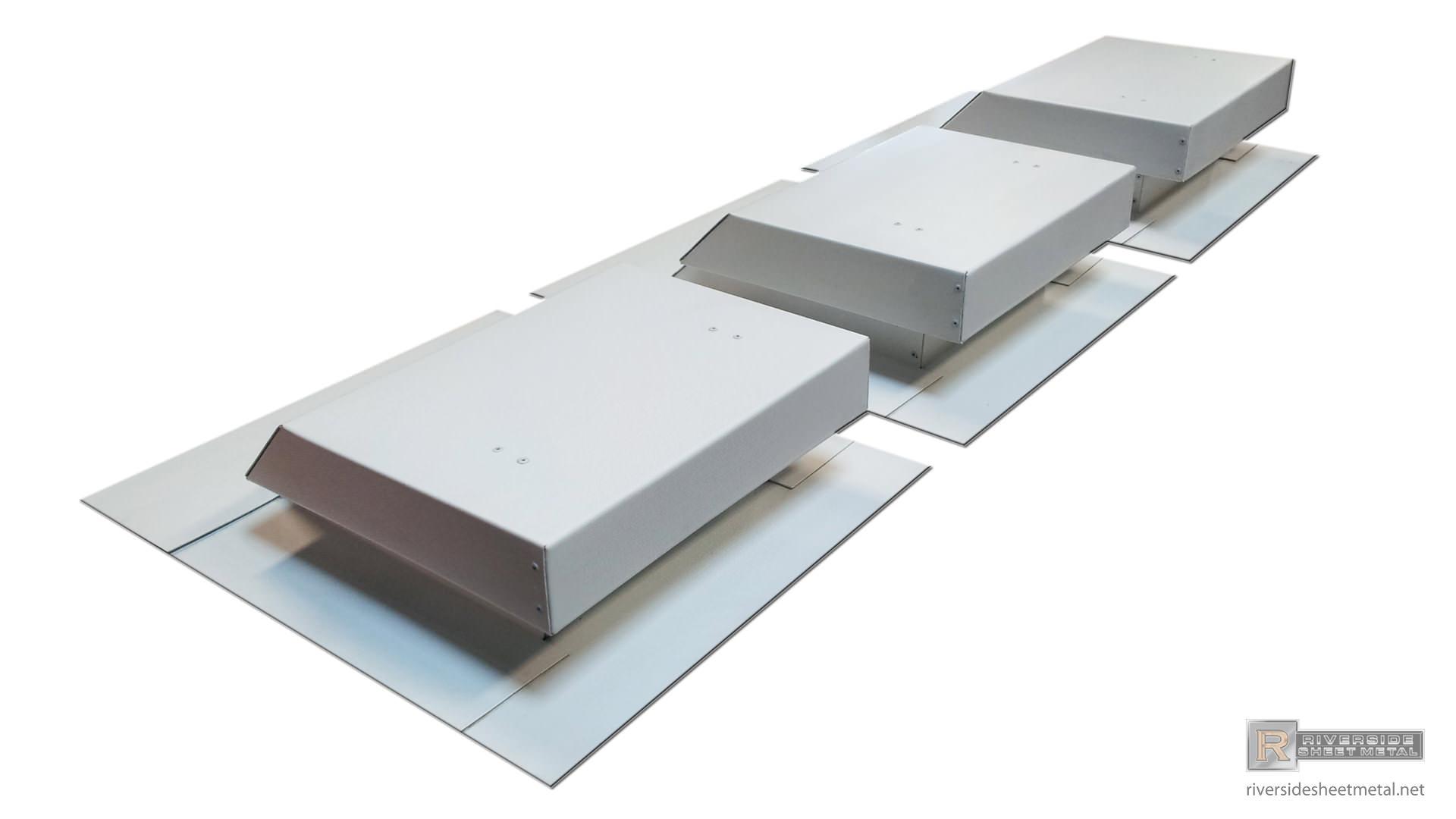 Tpo Custom Roof Vents For Welding Riverside Ma