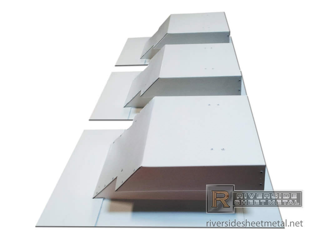 Roof vents are commonly fabricated with these materials:. Related  #4A6C81
