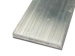 "Aluminum flat bar .0125"" - 1/8"" x1"""
